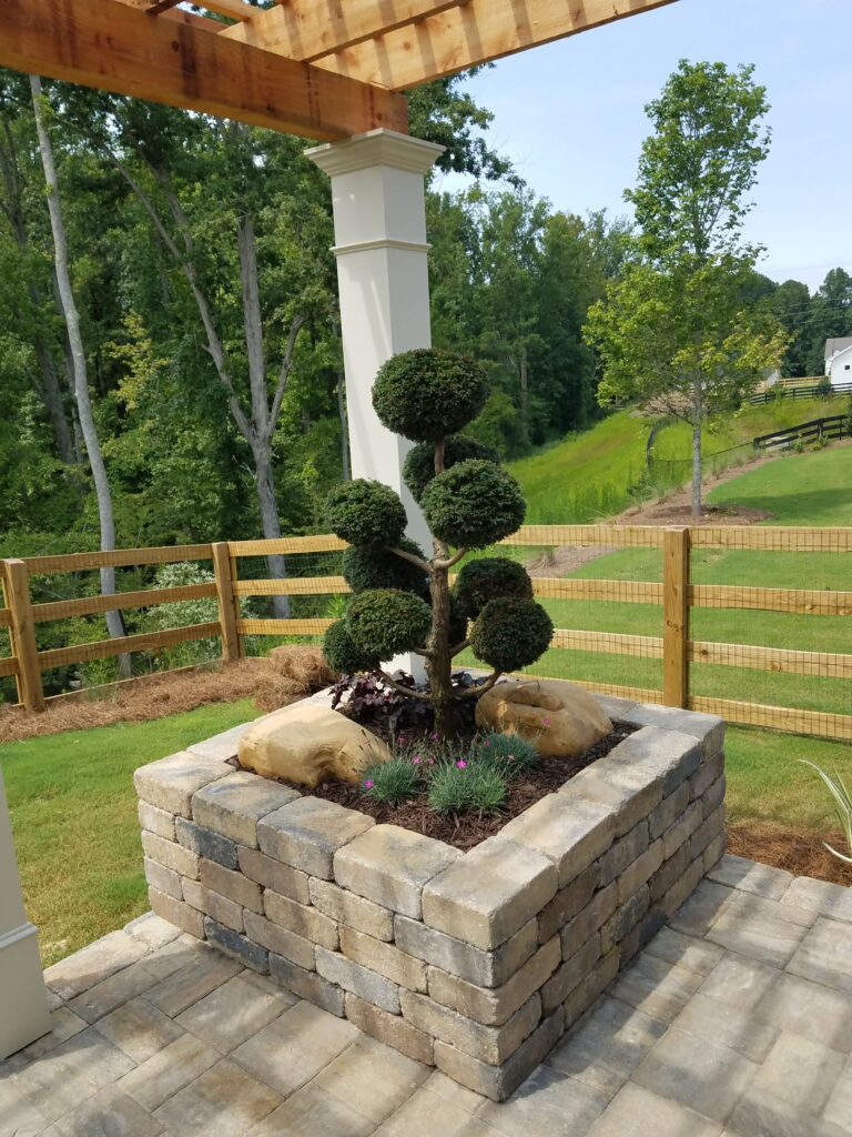 Reliant Landscaping Your Trusted Landscape Design Partner