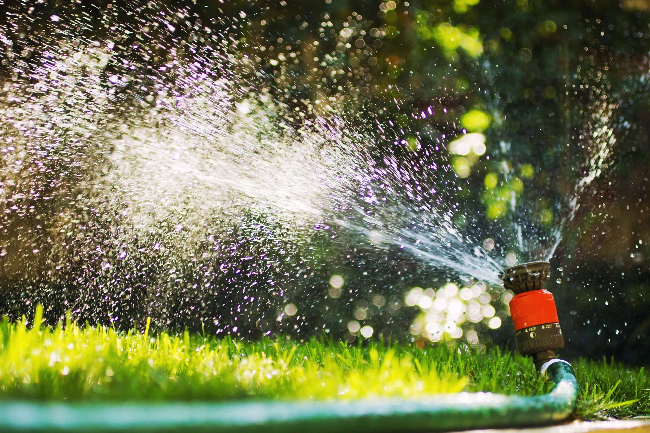 sprinkler repair gainesville ga