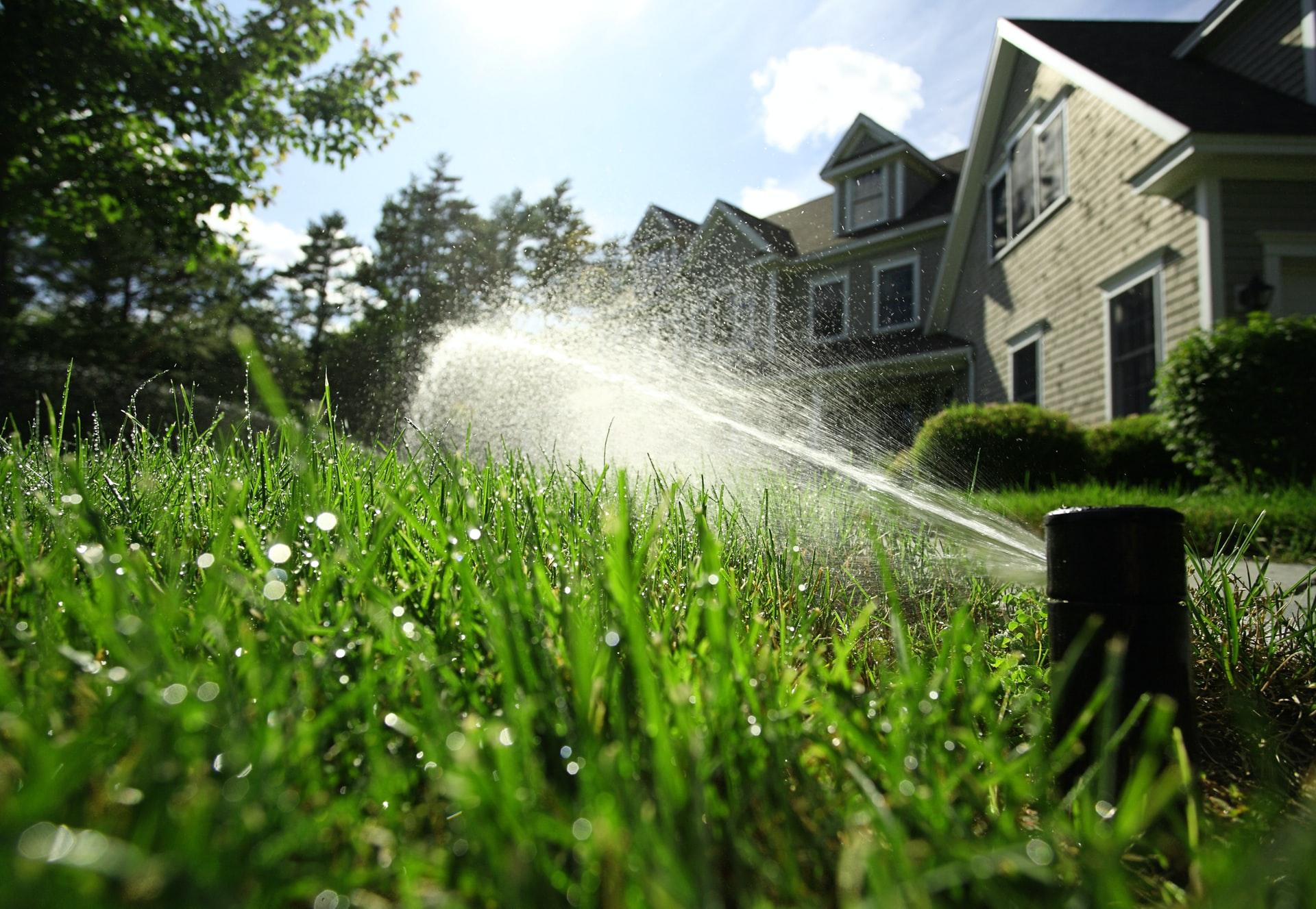 Sprinkler System Installation and Repair